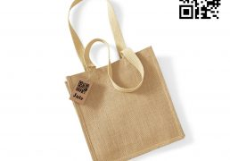 Eco Jute Shopping Bags