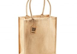Medium Jute Shopping Bags
