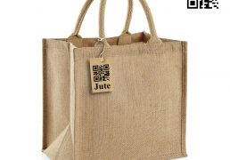 Small Jute Shopping Bags