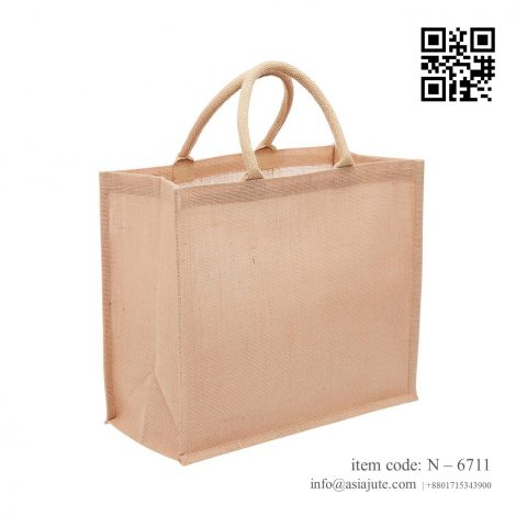 Wholesale Jute Shopping Bag